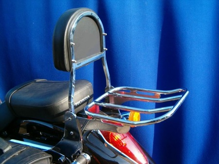 luggage rack MODEL 2 EXTRA HONDA VT 750 SHADOW AERO C4/C5 (RC50 to 2007)