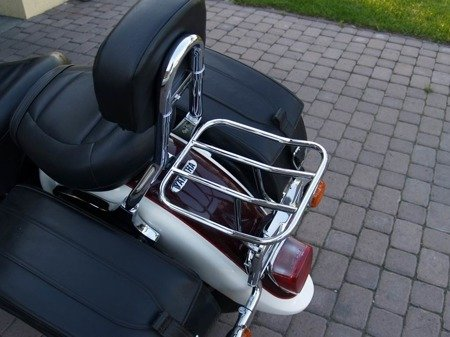 luggage rack MODEL 2 EXTRA YAMAHA XVZ 1300 ROYAL STAR