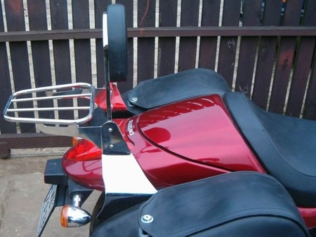 luggage rack MODEL 2 STANDARD SUZUKI M 1800R INTRUDER