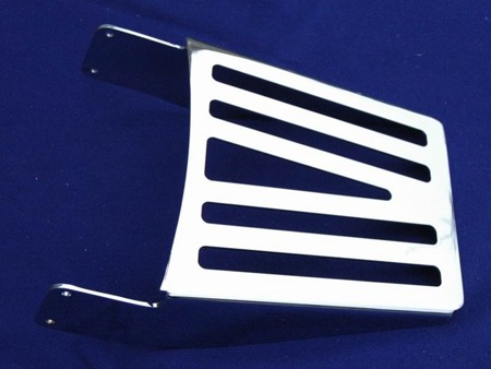 luggage rack MODEL 3 HONDA F6C VALKYRIE