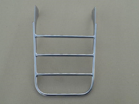 luggage rack MODEL 4 HONDA VT 750 DC BLACK WIDOW