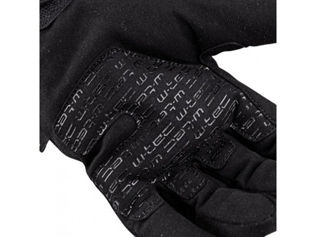 motorcycle gloves BLACK HEART W-TEC  RIOTER