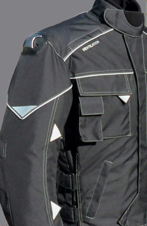motorcycle jacket TARBOR KT-02