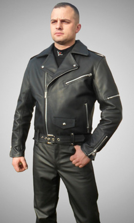 motorcycle jacket TARBOR RAMONESKA 05