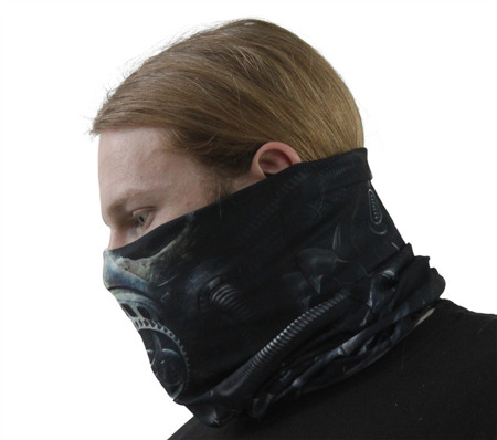 multifunctional face wraps SPIRAL BIO-SKULL