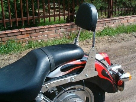 passenger backrest MODEL 1 HONDA VT 1100 SHADOW SABRE