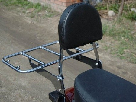passenger backrest MODEL 1 SUZUKI M 1500 INTRUDER
