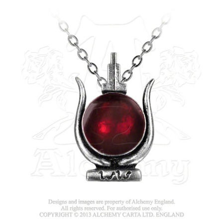 pendant ALCHEMY GOTHIC CULT OF ISIS
