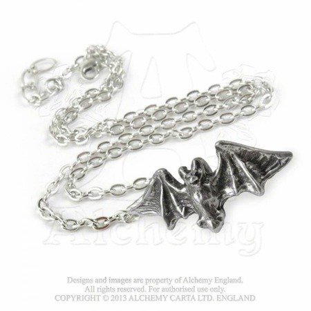 pendant ALCHEMY GOTHIC KISS THE NIGHT