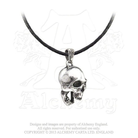 pendant ALCHEMY GOTHIC TRAP JAW