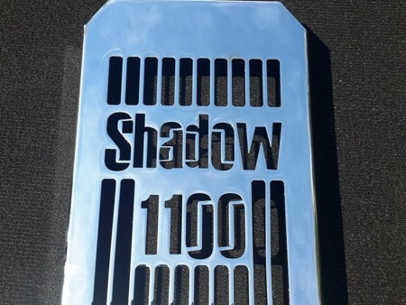 radiator cover HONDA VT 1100 SHADOW ACE (C2-SC32)