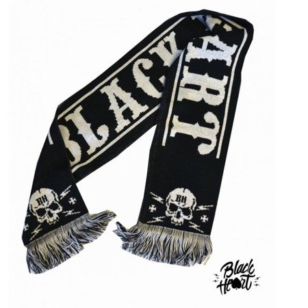scarf  BLACK HEART BASTARD GANG