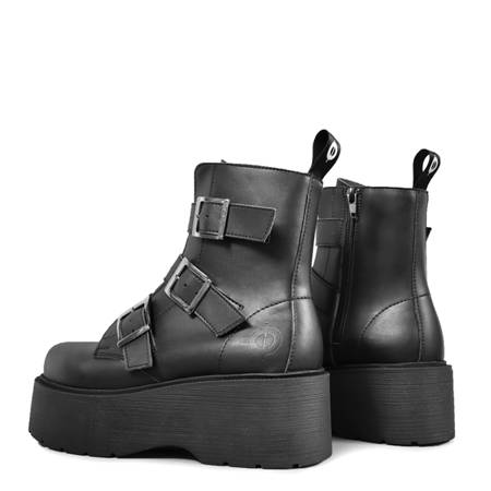 shoes ALTERCORE NEFRE VEGAN BLACK