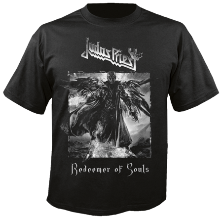 short sleeve T-Shirt NUCLEAR BLAST JUDAS PRIEST REDEEMER OF SOULS