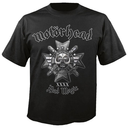 short sleeve T-Shirt NUCLEAR BLAST MOTÖRHEAD BAD MAGIC