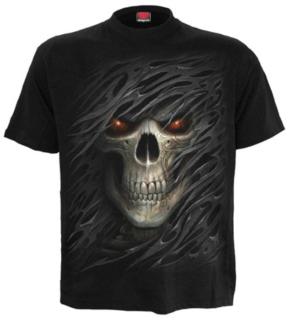 short sleeve T-Shirt SPIRAL TRIBAL DEATH