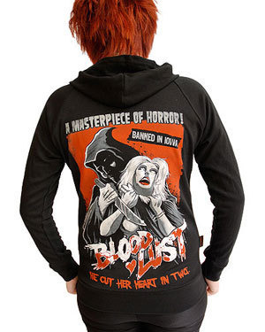 sweatshirt DARKSIDE BLOOD LUST