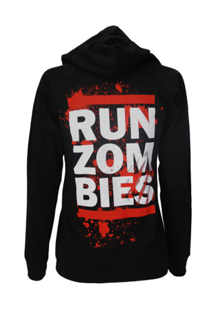 sweatshirt DARKSIDE RUN ZOMBIES