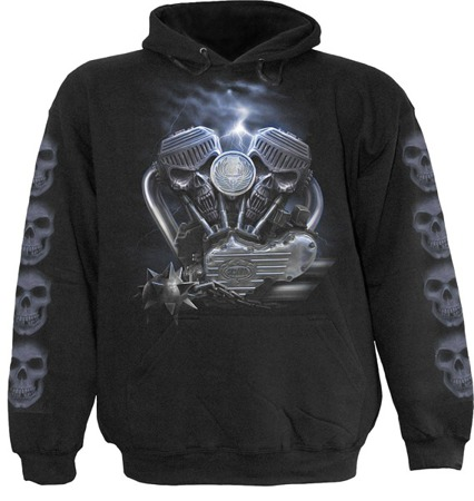 sweatshirt SPIRAL RIDE TO HELL