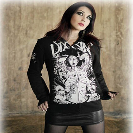 sweatshirt VIXXSIN BRIDE