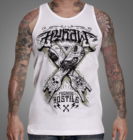 tank top HYRAW HOSTILE