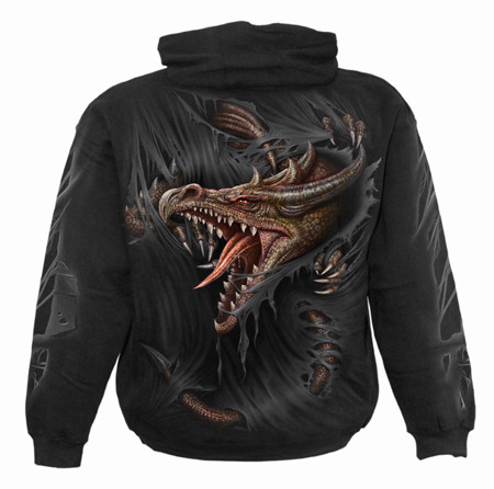 youth sweatshirt SPIRAL BREAKING OUT