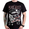 Short sleeve T-Shirt BLACK HEART DEAD MAM