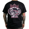 Short sleeve T-Shirt BLACK HEART CHOPPER BASTARD