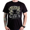 Short sleeve T-Shirt BLACK HEART MT CUSTOM