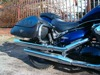 back engine guards EXTRA SUZUKI M 800 INTRUDER (M50 BOULEVARD)