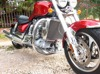 front engine guards EXTRA TRIUMPH ROCKET III