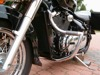 front engine guards with footrests SUZUKI C 800 INTRUDER (C50 BOULEVARD)
