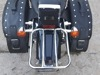 luggage rack MODEL 2 EXTRA SUZUKI VS 800 INTRUDER