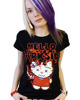 short sleeve T-Shirt DARKSIDE HELLO DARKSIDE