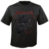 short sleeve T-Shirt NUCLEAR BLAST METALLICA DEMAGED JUSTICE