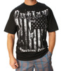 short sleeve T-Shirt OUTLAW THREADZ AMERICAN PRIDE