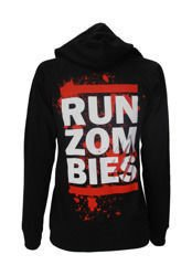 bluza DARKSIDE RUN ZOMBIES