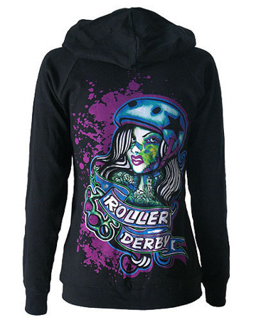 bluza DARKSIDE ROLLER DERBY