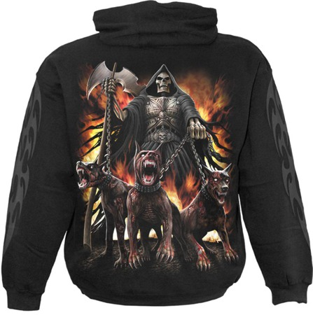 bluza SPIRAL DOGS OF WAR