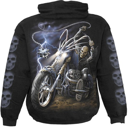 bluza SPIRAL RIDE TO HELL