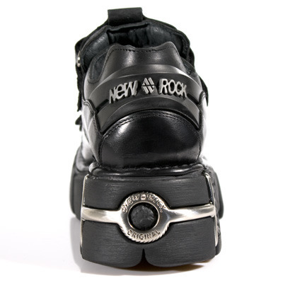 buty rockowe NEW ROCK METALLIC M.131-S1