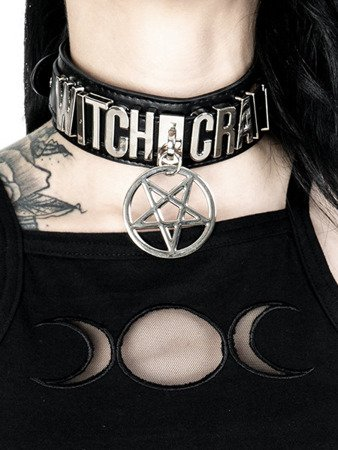 choker RESTYLE WITCHCRAFT
