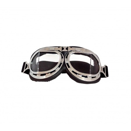 gogle ROCK DADDY TRANSPARENT GLASSES