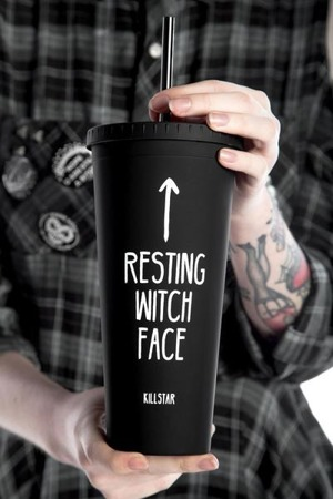 kubek KILLSTAR RESTING WITCH FACE CUP