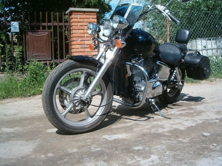lightbar HONDA VT 1100 SHADOW SPIRIT (SC18)