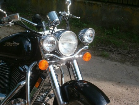 lightbar HONDA VT 750 SHADOW C2 (RC44)