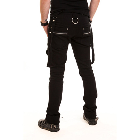 spodnie VIXXSIN BARRIER PANT MEN BLACK