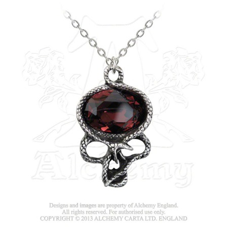 wisior ALCHEMY GOTHIC THE DEMON IN MY HEAD