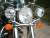 lightbar HONDA VT 1100 SHADOW ACE (C2-SC32)